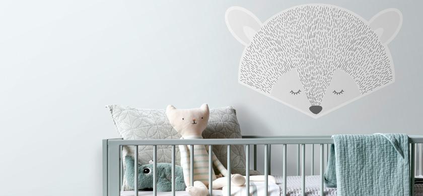wallstickers babyrum