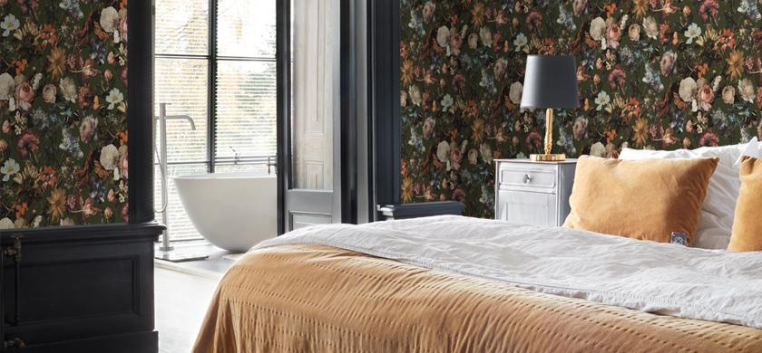 tapeter sovrum