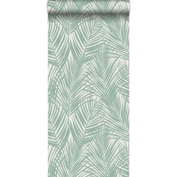 tapet palmblad mintgrönt från ESTA home