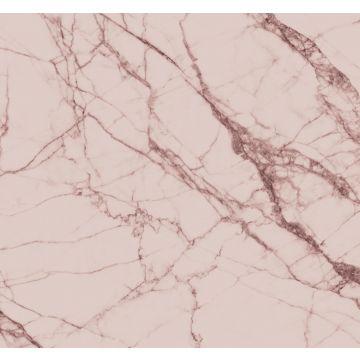 fototapet marmor grårosa från ESTA home