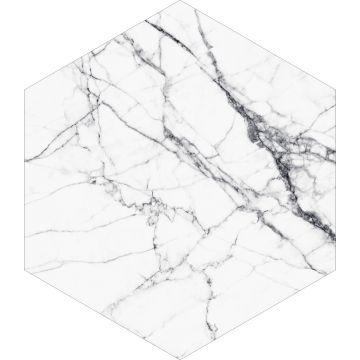wallsticker marmor svart och vitt från ESTA home