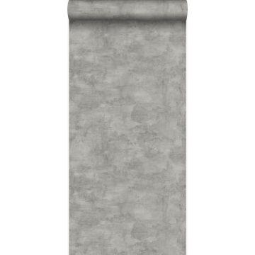 tapet betonglook mörkgrått från Origin