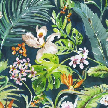 fototapet tropisk grönt från Origin
